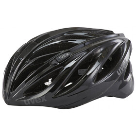 UVEX Boss Race LTD Kask rowerowy, black